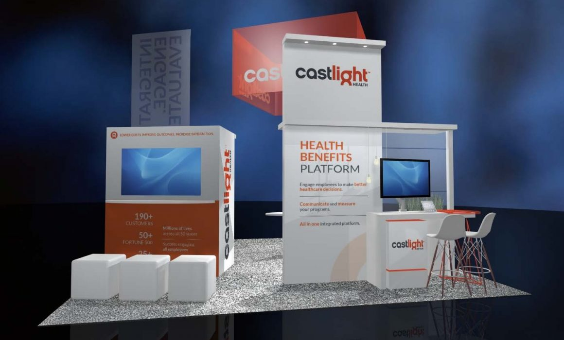 Castlight Booth Image