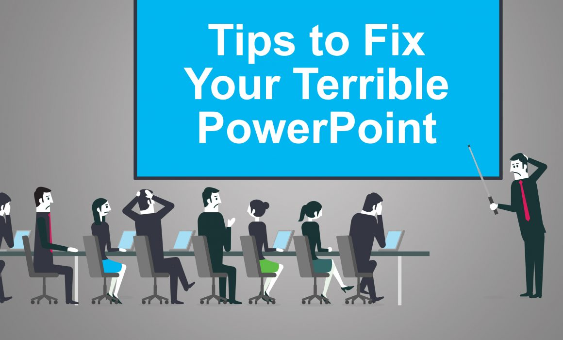 Tips to Fix Your Terrible PowerPoint #LightspeedProTips