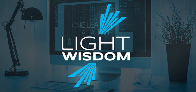 Light Wisdom - Packaging InDesign Files - Lightspeed Marketing Communications