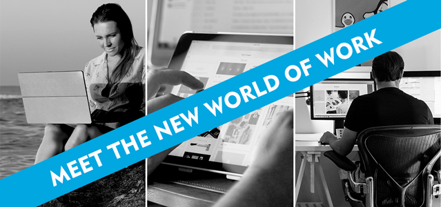 Meet the New World of Work - Lightspeed Marketing Communications
