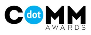 dotCOMM Awards logo